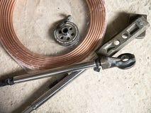 Pipework AC Стоковые Изображения RF