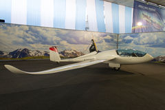 Pipistrel Taurus Electro G2 samolot Obrazy Royalty Free