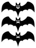 Pipistrelli del fumetto royalty illustrazione gratis