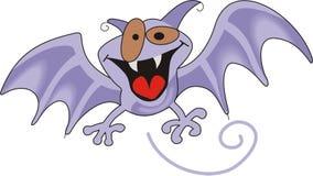 Pipistrello pazzo Fotografia Stock