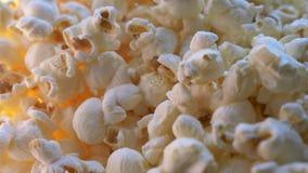 Pipoca doce da manteiga vídeos de arquivo
