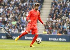 Piquè di Gerard di FC Barcellona Fotografie Stock