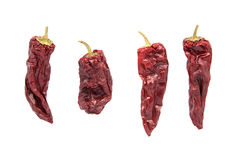 Piquant peppers Stock Photo