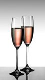 Pique el champán fotos de archivo libres de regalías