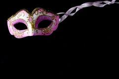 Pique la máscara Foto de archivo libre de regalías