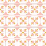 Pique un diseño amarillo de la teja libre illustration