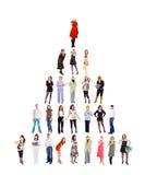Pirámide fotos de archivo libres de regalías