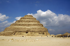 Pirámide Imagen de archivo libre de regalías