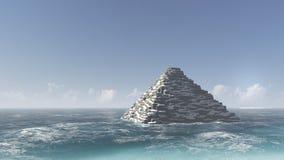 pirámide Libre Illustration