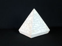 Pirámide Fotos de archivo