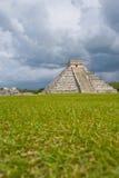 Pirámide antigua Imágenes de archivo libres de regalías