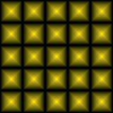 Pirámide coloreada de formas Foto de archivo libre de regalías