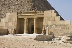 Pirámide de Cheops Imagen de archivo libre de regalías