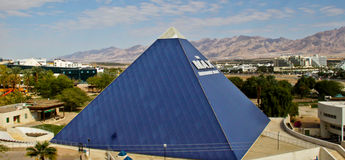 Pirámide de Imax Imagen de archivo