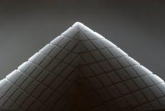 Pirámide de la tabla Fotografía de archivo libre de regalías