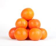 Pirámide de los mandarines Fotografía de archivo