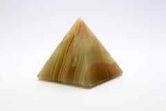 Pirámide de piedra Fotografía de archivo libre de regalías