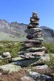 Pirámide de piedra imagen de archivo libre de regalías
