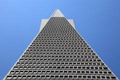 Pirámide de Transamerica, San Francisco, Imagen de archivo libre de regalías