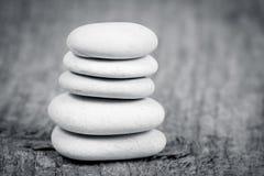 Pirámide de ZENES Stone Imagen de archivo libre de regalías
