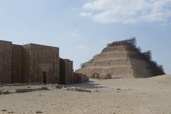 Pirámide del paso Fotos de archivo libres de regalías