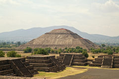 Pirámide del Sun Foto de archivo