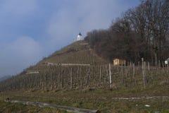 Pirámide en Maribor Imagen de archivo