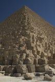 Pirámide Giza Imagenes de archivo