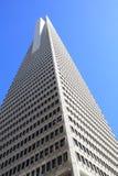 Pirámide San Francisco de Transamerica Foto de archivo