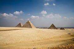 Pirámides Fotografía de archivo