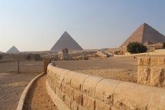 pirámides Fotos de archivo libres de regalías