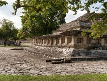 Pirámides del EL Tajin foto de archivo