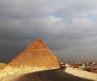 Pirâmide Fotos de Stock