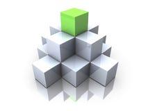 Pirâmide ilustração do vetor