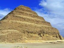 Pirâmide da etapa de Sakkara Imagem de Stock Royalty Free