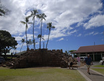Pirâmide de Maui Fotografia de Stock Royalty Free