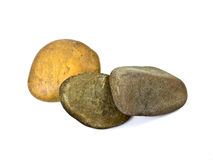 Pirâmide de pedra Fotos de Stock