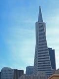 Pirâmide de Transamerica Imagem de Stock Royalty Free