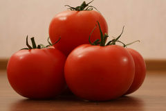 Pirâmide dos tomates Foto de Stock