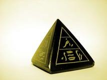 Pirâmide egípcia Fotos de Stock