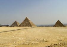 Pirâmides foto de stock