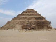 Pirâmides de Sakkara Imagens de Stock Royalty Free