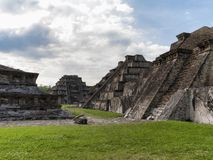 Pirâmides do EL Tajin foto de stock royalty free