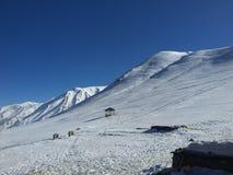 Pir Ki Gali. Nature snowcapped mountain royalty free stock images