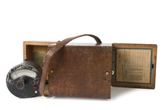 Pirômetro velho Fotos de Stock