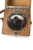 Pirômetro velho Imagens de Stock