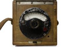 Pirômetro velho Fotografia de Stock