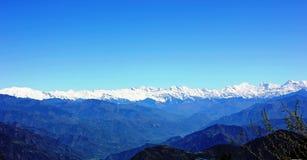 Pir Panjal Mountain Range Of The Himalayas Royalty Free Stock Images