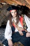 Piraat royalty-vrije stock foto's