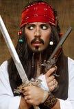 Piraat stock foto's